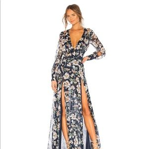 NEW Jetset Diaries Fleur Maxi Dress Size Small